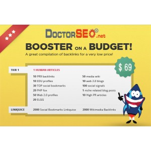 BUDGET BOOSTER