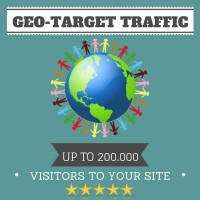 GEO TARGETED ELITE TRAFFIC