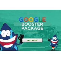 GOOGLE SEO BOOSTER PACKAGE