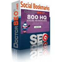 SOCIAL BOOKMARKS High Quality Backlinks