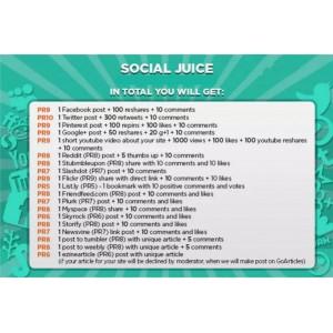Social Juice
