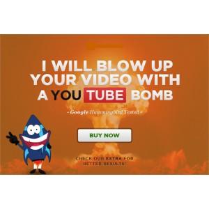 YOUTUBE BOMB