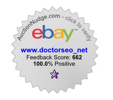 Doctorseo on Ebay