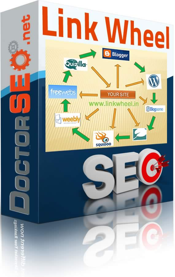 about seo link wheel Link wheel is the advanced seo strategy the idea of the link wheel is to create a pattern of links flow from one website to another website and link that website to your main website however, if social media sites are applied to create the link wheel, then that is referred to as social media .